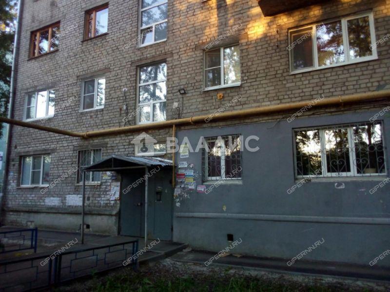 однокомнатная квартира на улице Энтузиастов дом 6