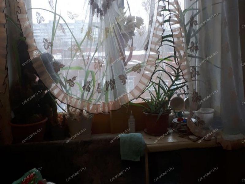 трёхкомнатная квартира на проспекте Кирова дом 6