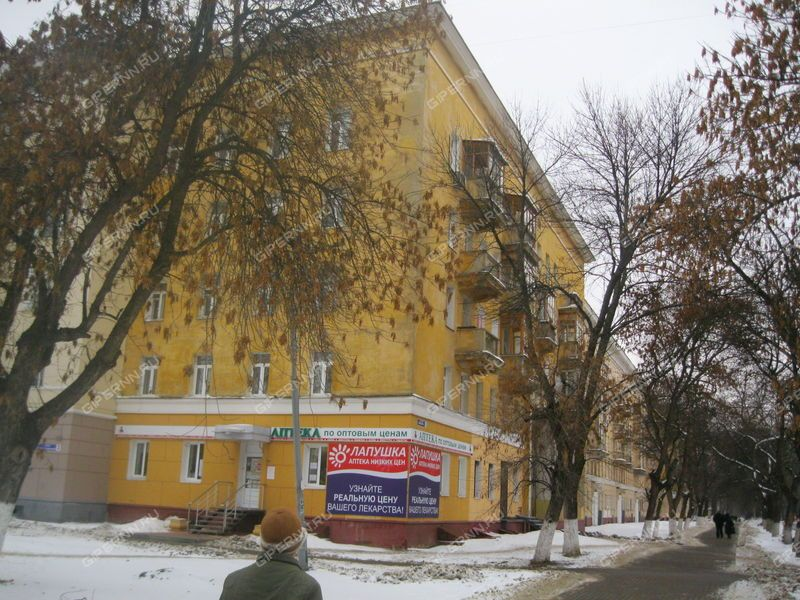 комната в доме 33 на проспекте Ильича