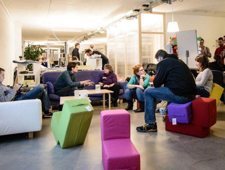 Лайфворкинг: какими будут офисы будущего?
