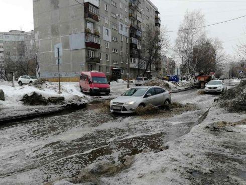 Город под водой: что не так с нижегородскими ливневками?