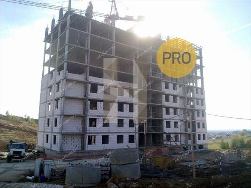 однокомнатная квартира в новостройке на ул.Академическая, д 8 деревня Афонино