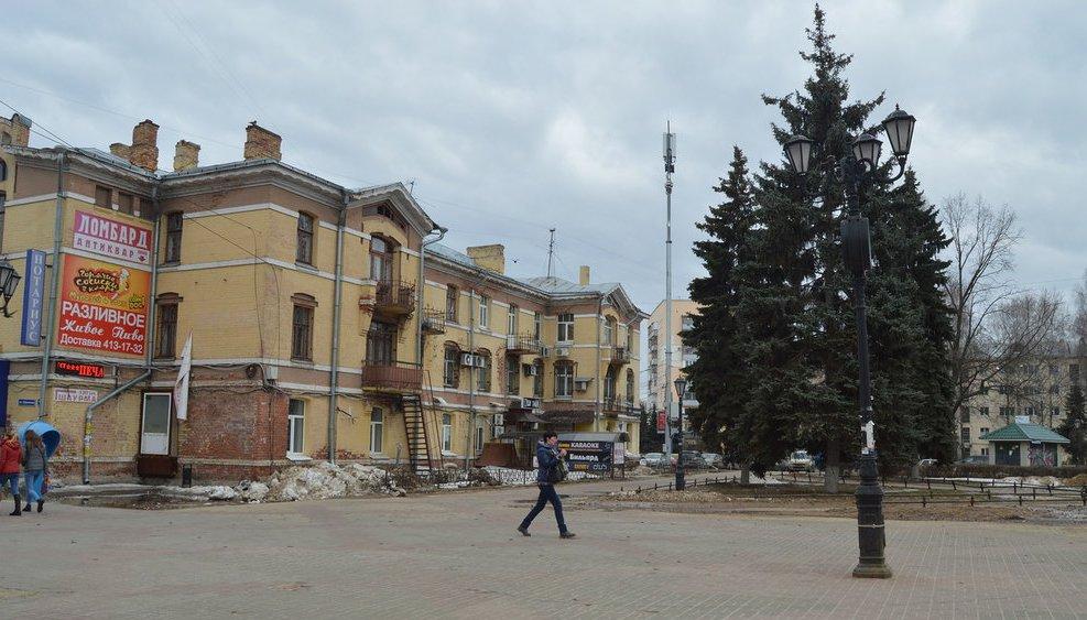 Благоустройство в Нижнем Новгороде должно быть системным - фото