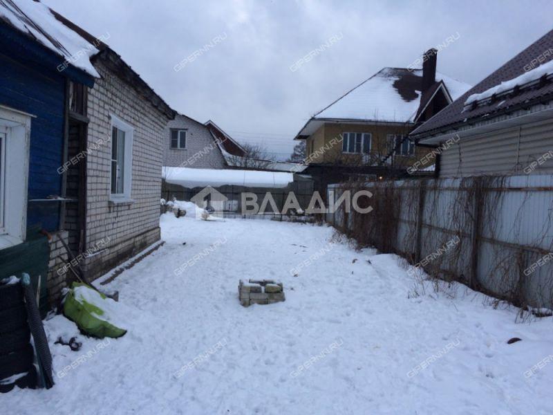 дом на улице Ухтомского