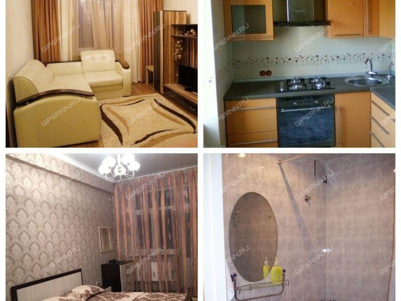 двухкомнатная квартира на улице Веденяпина дом 8