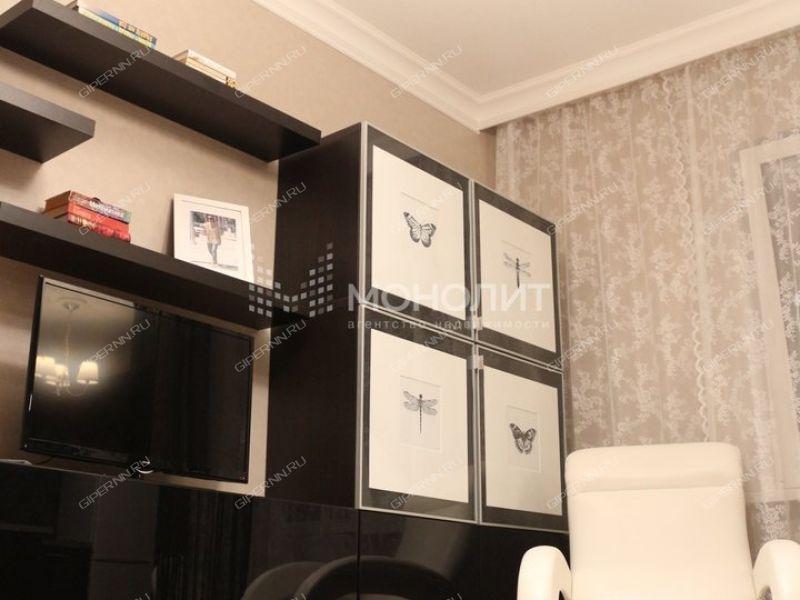 однокомнатная квартира на проспекте Гагарина дом 101 к5