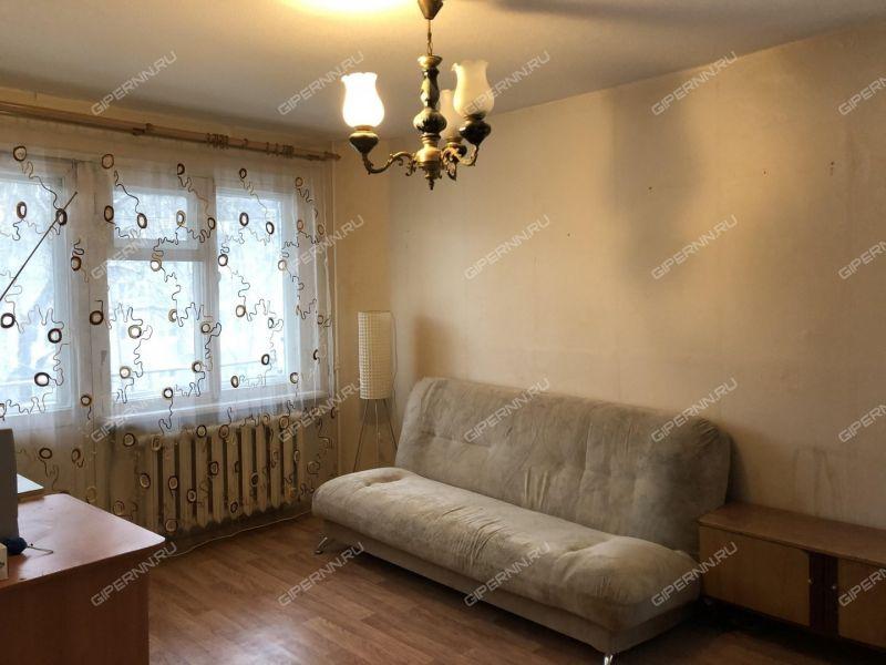 однокомнатная квартира на проспекте Ленина дом 65 к2
