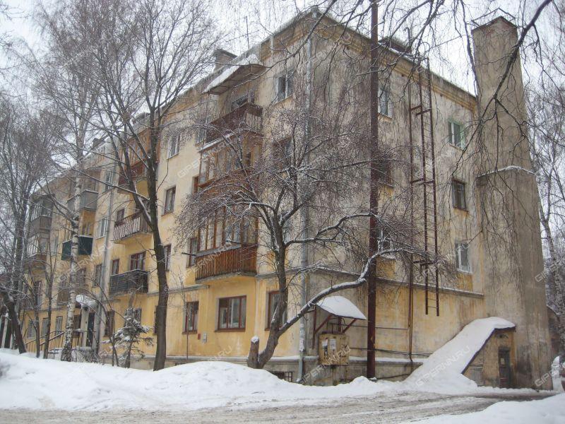 однокомнатная квартира на улице Бекетова дом 43