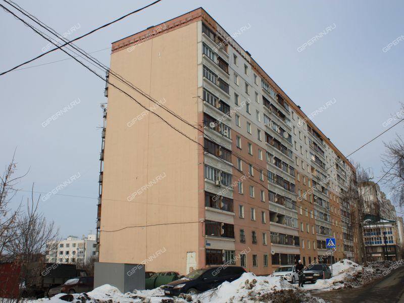 трёхкомнатная квартира на улице Агрономическая дом 138