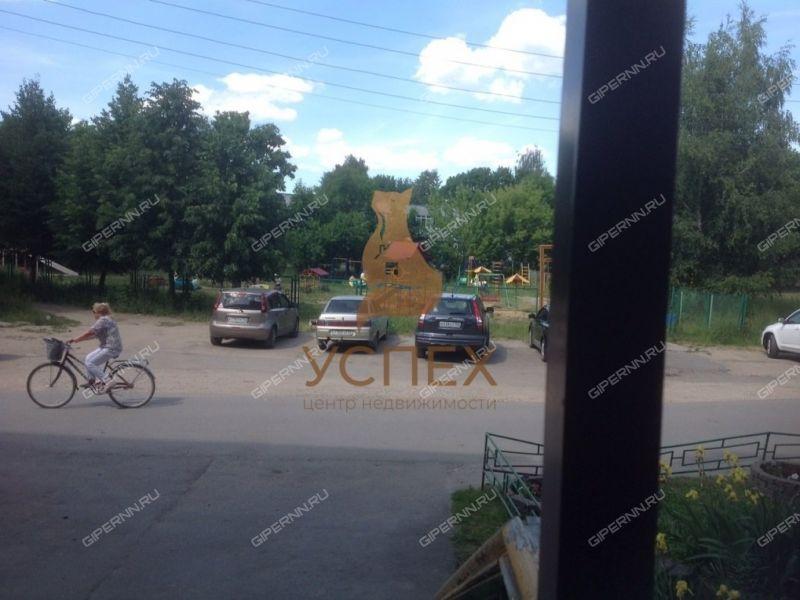 двухкомнатная квартира на улице Ленина дом 74 город Чкаловск