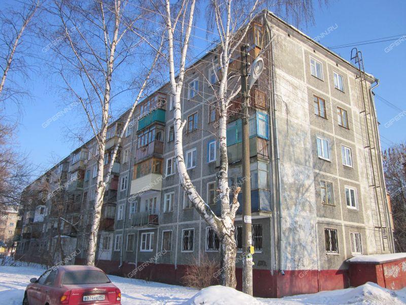 двухкомнатная квартира на улице Лескова дом 5