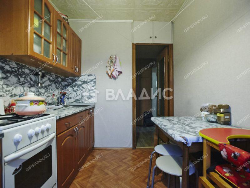 однокомнатная квартира на улице Сергея Акимова дом 18
