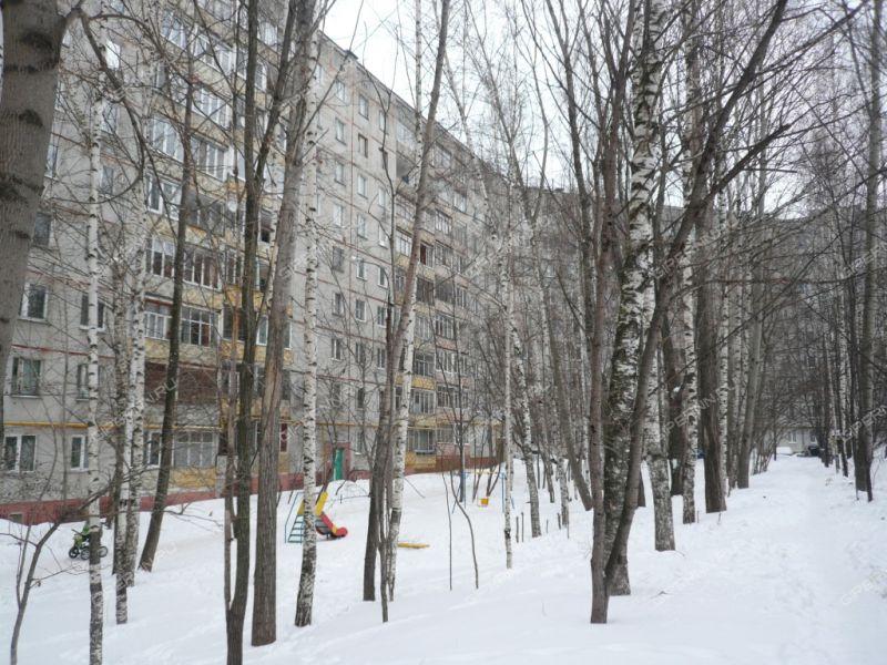 двухкомнатная квартира на улице Верхнепечёрская дом 1