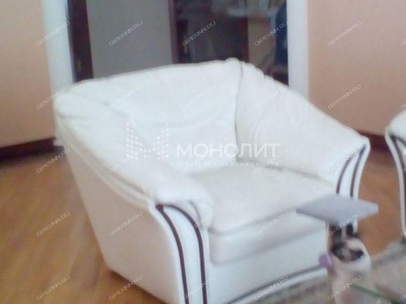 четырёхкомнатная квартира на улице Невзоровых дом 6