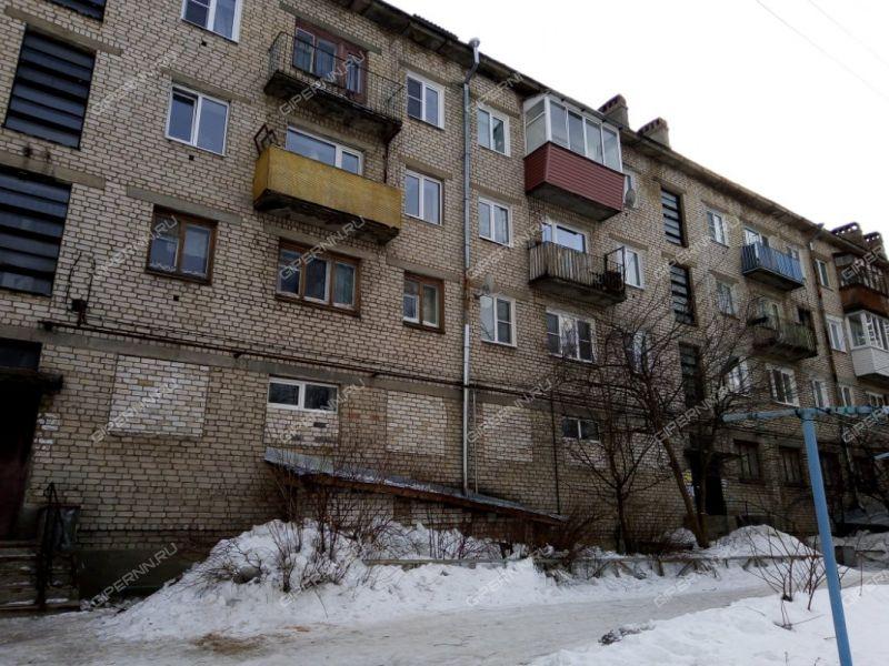 однокомнатная квартира на улице Фурманова дом 12 город Городец