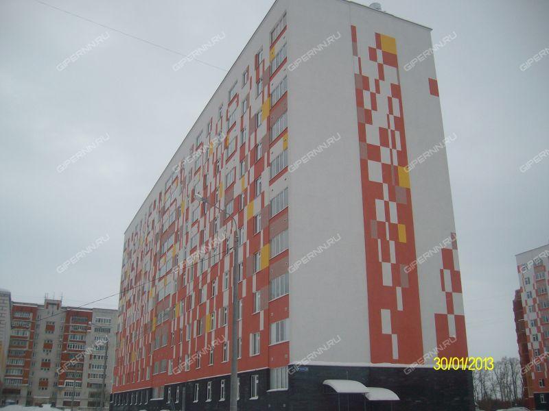 однокомнатная квартира на улице Спутника дом 38