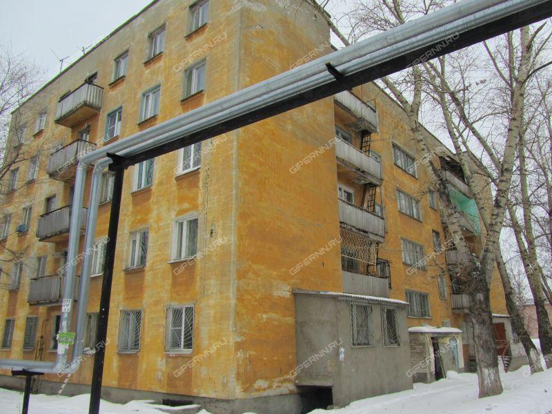 комната в доме 10 на Вольской улице