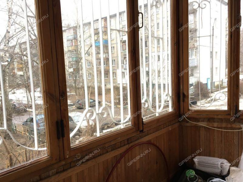 однокомнатная квартира на улице Надежды Сусловой дом 12 к1