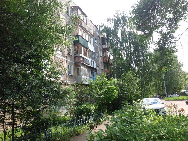 двухкомнатная квартира в микрорайоне 2-й дом 24 город Кстово