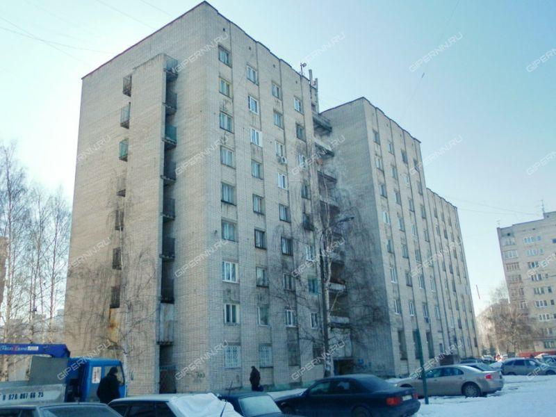 комната в доме 106 на Берёзовской улице