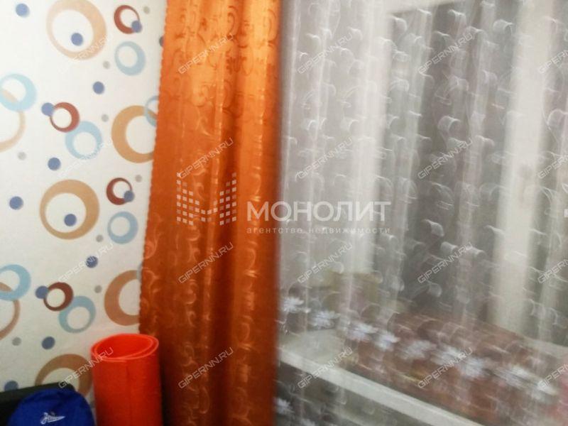 трёхкомнатная квартира на улице Героя Советского Союза Прыгунова дом 29