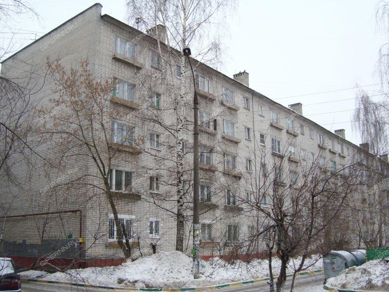 однокомнатная квартира на улице Бурденко дом 14А