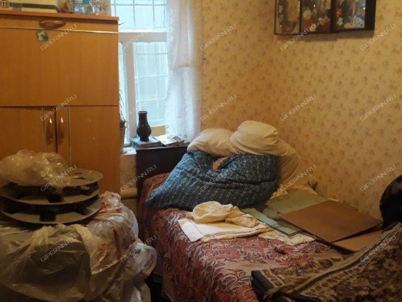 двухкомнатная квартира на улице Немировича-Данченко дом 11