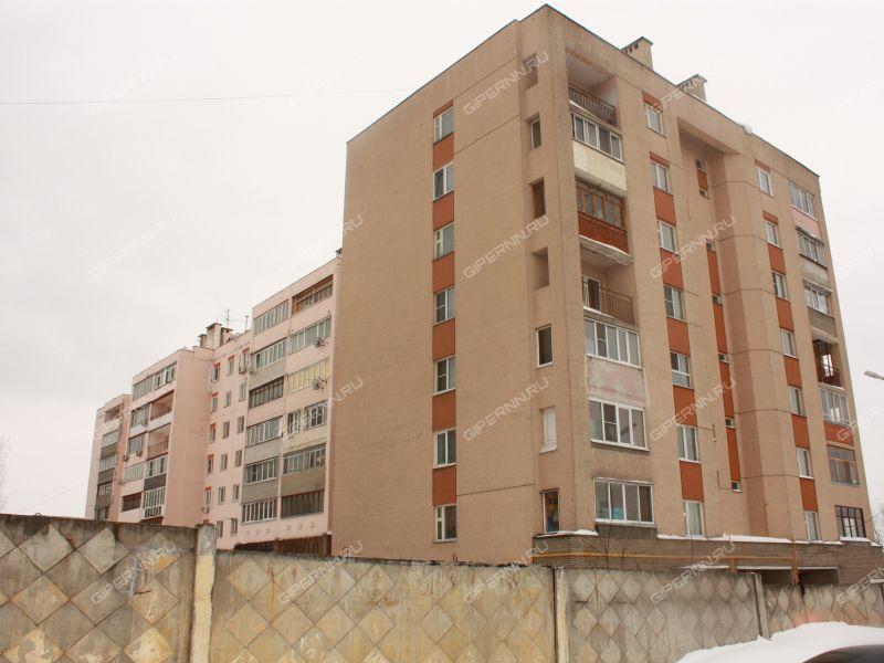 однокомнатная квартира на улице Студенческая дом 12