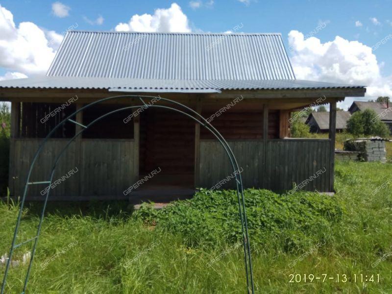 дом на  деревня Большие Пруды