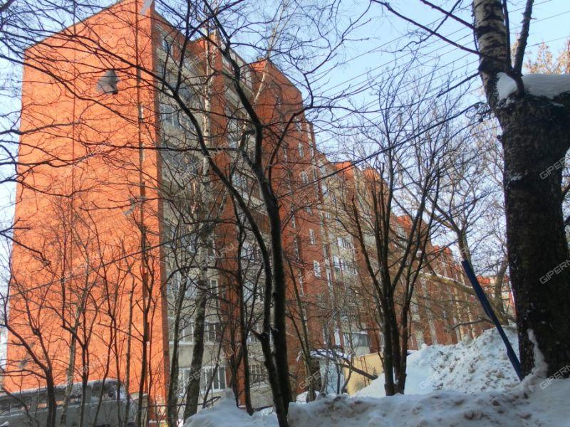 однокомнатная квартира на улице Родионова дом 184