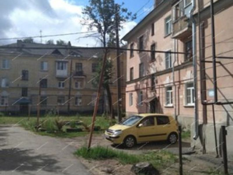 трёхкомнатная квартира на улице Римского-Корсакова дом 39
