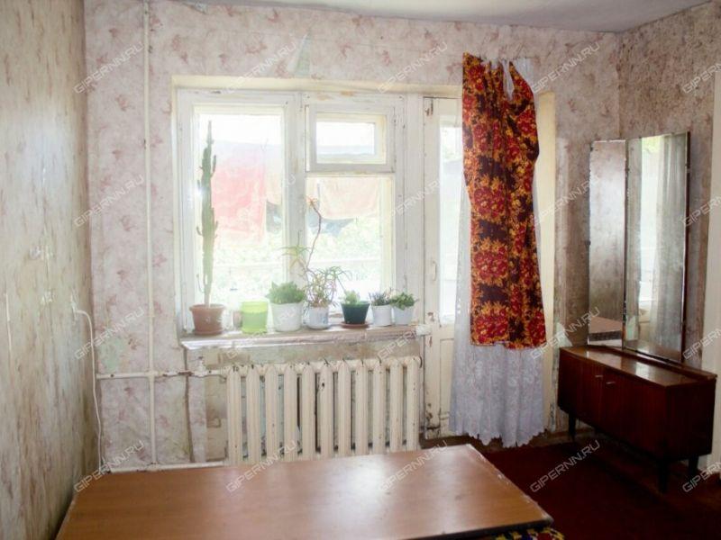 двухкомнатная квартира на улице Интернациональная дом 35 город Бор