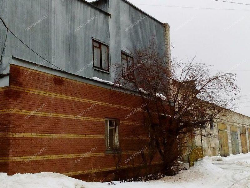 гараж на улице Чаадаева