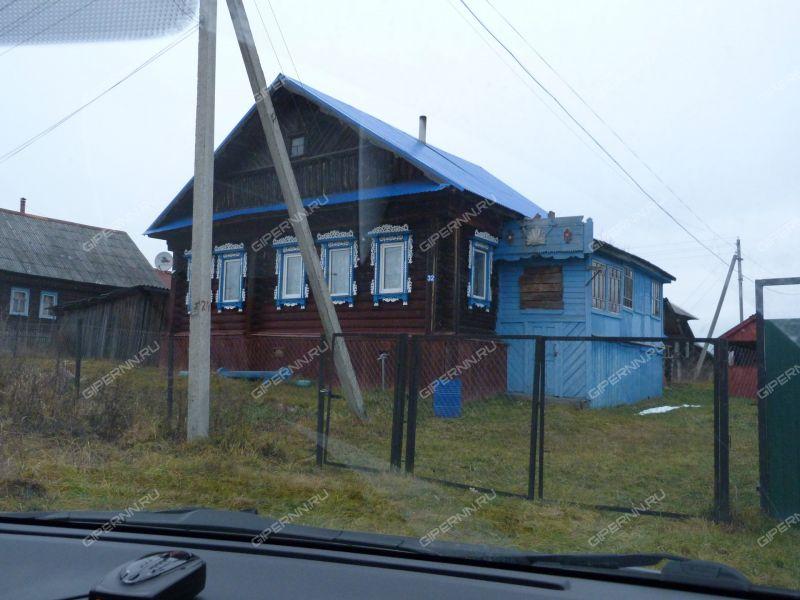 дом на Центральная улица деревня Никитино
