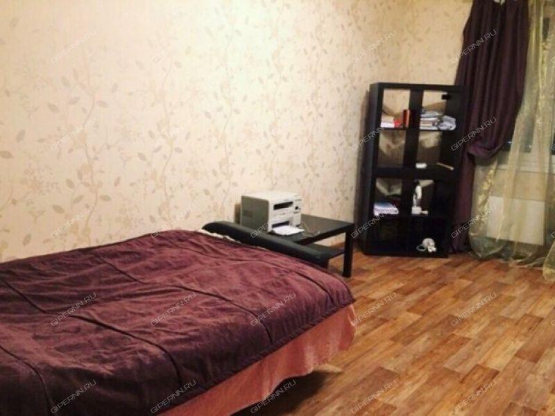двухкомнатная квартира на улице Родионова дом 43