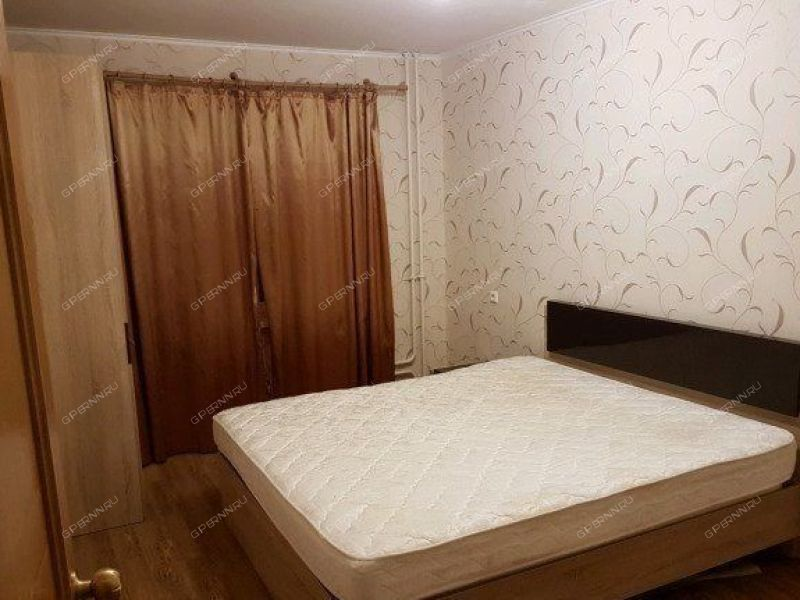 двухкомнатная квартира на проспекте Бусыгина дом 60